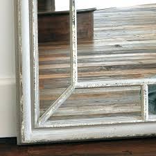 hand painted wall mirrors painted wall mirrors rectangle wall mirror living room distressed grey painted rectangular wooden wall mirror with panelled window