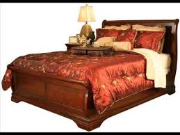 Sleigh Bed | Sleigh Bed Assembly Instructions - YouTube