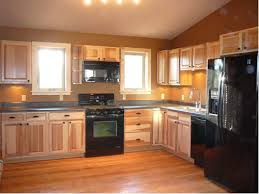 maple kitchen cabinets with black appliances. Kitchens With Black Appliances And Oak Cabinets Best Of Beautiful Kitchen Maple I