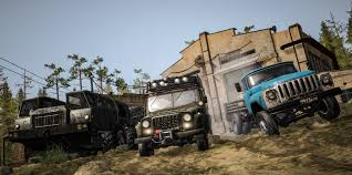 Mudrunner is a sequel to spintires released on october 31, 2017. Mudrunner Mobile Lands On Ios Android Today As A Premium Game Articles Pocket Gamer