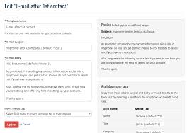 Email Templates Myphoner