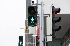 Pedestrian Light Crossing Vienna To Try Camera Activated Pedestrian Crossing Lights