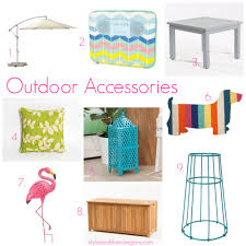 collection garden furniture accessories pictures. Style And Shenanigans Outdoor Accessories Collection Garden Furniture Pictures