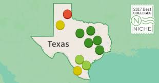 hardest colleges to get into in texas niche