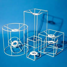 wire lampshade frames simple lampshade frames lamp shades lampshade frames for nz lampshade decorating design
