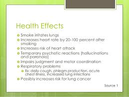 cannabis and health effects