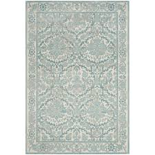 home ideas monumental seafoam green area rug safavieh beverley ivory 8 ft x 10 sgds258c