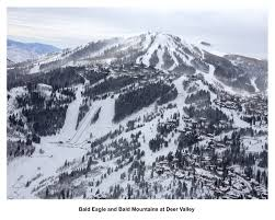 Utah Ski Resort Comparison Chart Deer Valley Resort Snow History Onthesnow