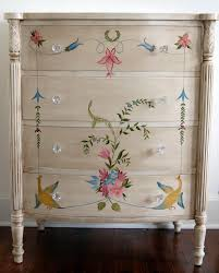 painted wood furnitureWood and Painted Furniture  TrellisChicago