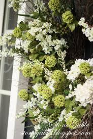 front door wreaths for summerSUMMER WREATH TUTORIAL  StoneGable