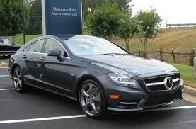 BenzBlogger » Blog Archiv » 2012 CLS550 Launch Edition Available ...