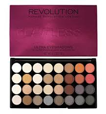 makeup revolution ultra 32 eyeshadow palette flawless 2 14g