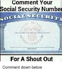 Comment For On Meme me Security Out Below Down Number Shout Social A Your Me