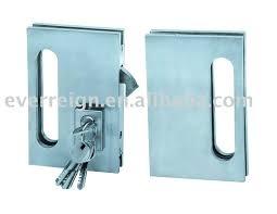 captivating sliding door floor locks with chain locks on door glass sliding door lock perfect bathroom