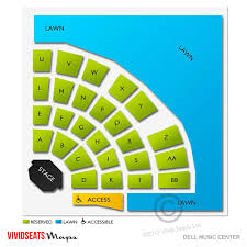 The Electric Factory Seating Chart The Dell Seating Chart Related Keywords Suggestions The