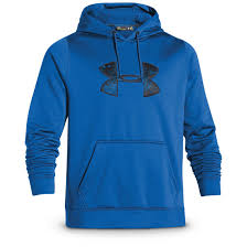 under armour zip up. under armour men\u0027s rival hoodie, blue jet / stealth gray zip up l