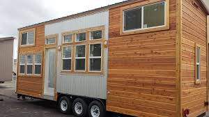 Small Picture 355 Sq Ft Grand Teton Tiny House on Wheels