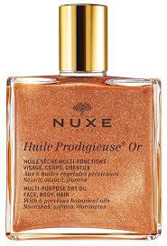 <b>Масло для тела</b> Nuxe Золотое для лица, тела и волос Huile ...