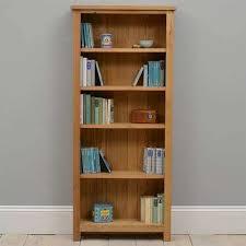 rustic oak shelves elegant lyon petite oak assembled bookcase 5 shelves rustic oak