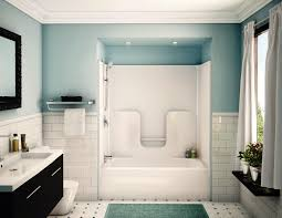image of bathtub shower combo design ideas