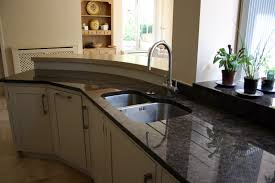 Granite Worktop Kitchen Labrador Antique Granite Installed Design Photos And Reviews