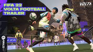 FIFA 22 | Official VOLTA FOOTBALL Trailer - YouTube
