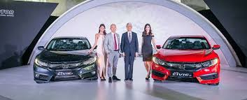 new car launches singaporeKah Motor launches 10th generation Honda Civic