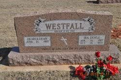 Ira Doyle Westfall (1927-2011) - Find A Grave Memorial