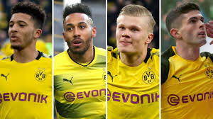 Jurgen klopp announced on wednesday that he will stand down as borussia dortmund coach at the end of the season after seven years in charge and two german league titles. Borussia Dortmund We Don T Buy Superstars We Make Them Bbc Sport