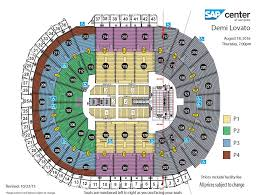 Demi Lovato Sap Center