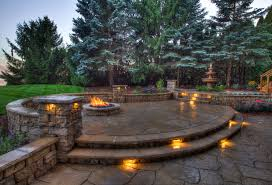 steps lighting. Lighting For A Patio And Steps Located In Howell Michgan L