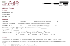 What Is The High School Mid Year Report College Transitions