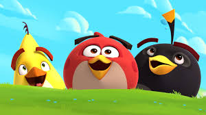 Angry Birds Slingshot Stories - CAKE