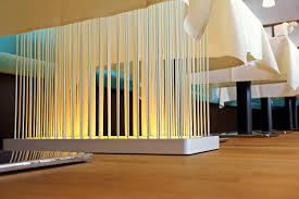 Bambusstangen Ideen Raumteiler Wohnzimmer Schlafzimmer Rodsdesign