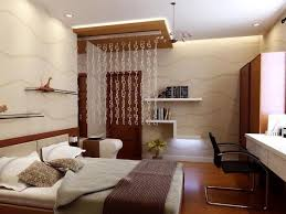 Charming Bedroom: Beautiful Small Bedroom Modern Design With Ravishing Tile Lighting Decor  Idea Even Awesome Artistic