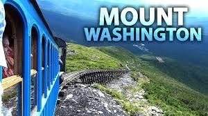 Image result for mount washington cog railway