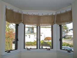 kitchen sink curtains new no sew burlap valance diy decorating