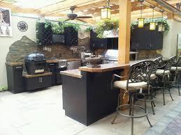 outdoor kitchen lighting. Image Of: Outdoor Kitchen Lighting Design Ideas