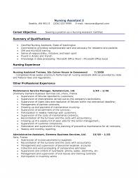 Cna Resume Sample Is Catchy Ideas Which Can Applied Into Yourome