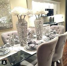 decorating ideas for dining room tables. Dining Table Ideas Decor Room Glass Tables About On Modern Simple Decorating For T