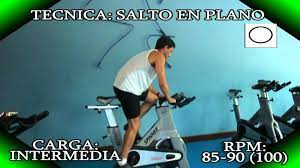 spinning tecnicas basicas de pedaleo