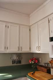 Kitchen Crown Molding Kitchen Updates The Diy Nurse