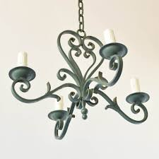 country french iron chandelier 550