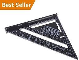 Aluminum Alloy <b>Woodworking</b> Scriber T Ruler Multifunctional <b>45/90</b> ...