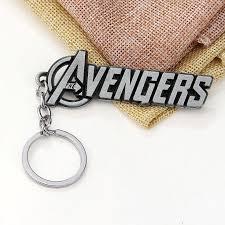 Горячий фильм <b>Marvel Comics</b> Мстители <b>брелок</b> держатель ...