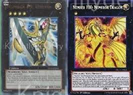 Find deals on products in toys & games on amazon. Yugioh Yuma Tsukumo Complete Deck Number 39 Utopia Numeron 43 Cards 689054854410 Ebay