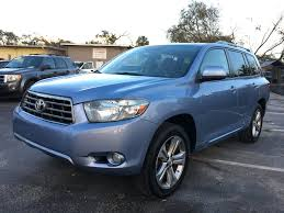 1255 - 2008 Toyota Highlander | Autohouse LLC | Used Cars For Sale ...