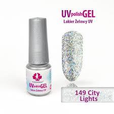 Allepaznokcie Gel Lak Na Nehty City Lights 6ml Foxstylecz