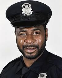 "Police Officer Waldis ""Jay"" Johnson, Detroit Police Department, Michigan"