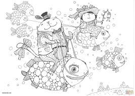 Cat Coloring Pages For Adults Fresh Christmas Cat Coloring Pages